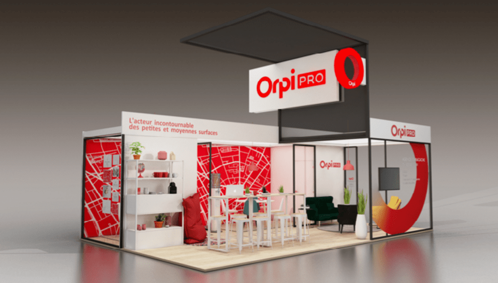 <p>Stand Orpi Pro @SIEC 2019</p>