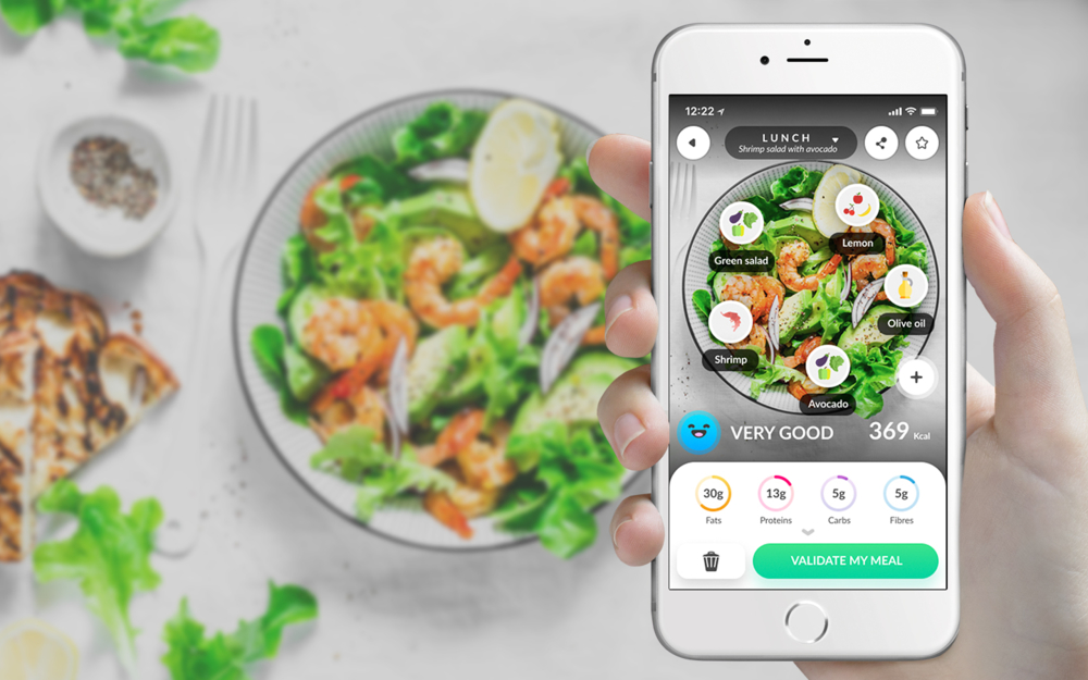 <p>Foodvisor se lance aux USA pour révolutionner le coaching nutritionnel</p>