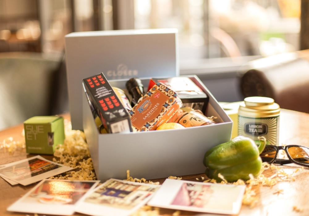 <p>coffret gourmet Voyages & Gastronomie - Closer to The World</p>