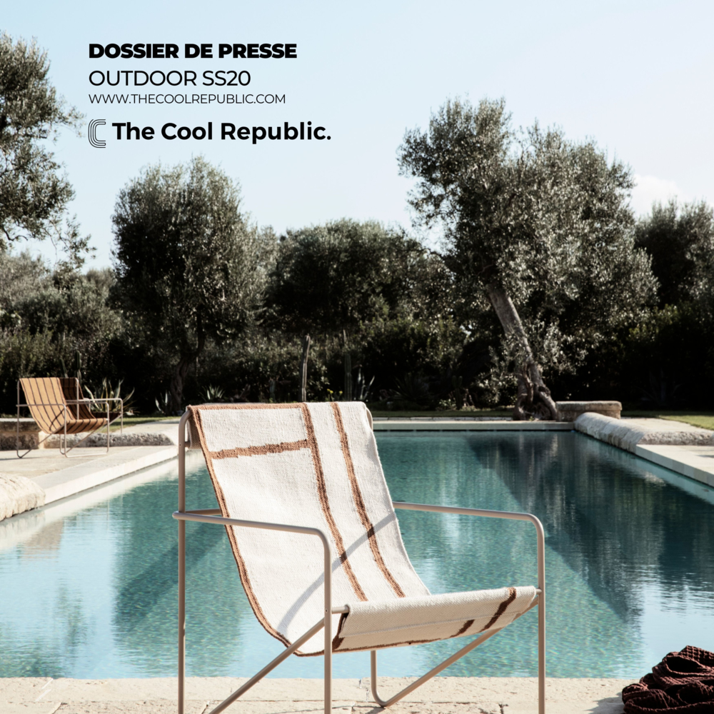 <p>Outdoor SS2020 - The Cool Republic</p>