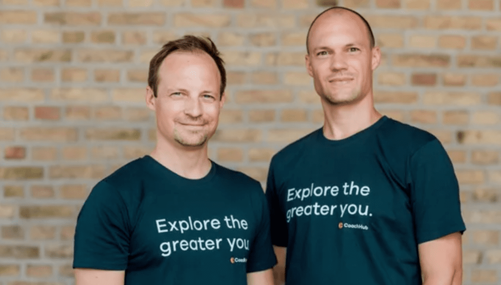 <p>Coachhub co-founders</p>