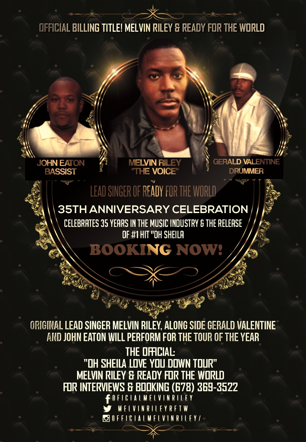 melvin-riley-celebrates-35-years-in-the-music-industry-and-anniversary-tour