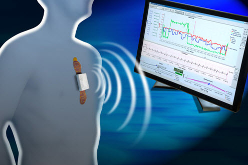 <p>Wireless Patient Monitoring Market</p>