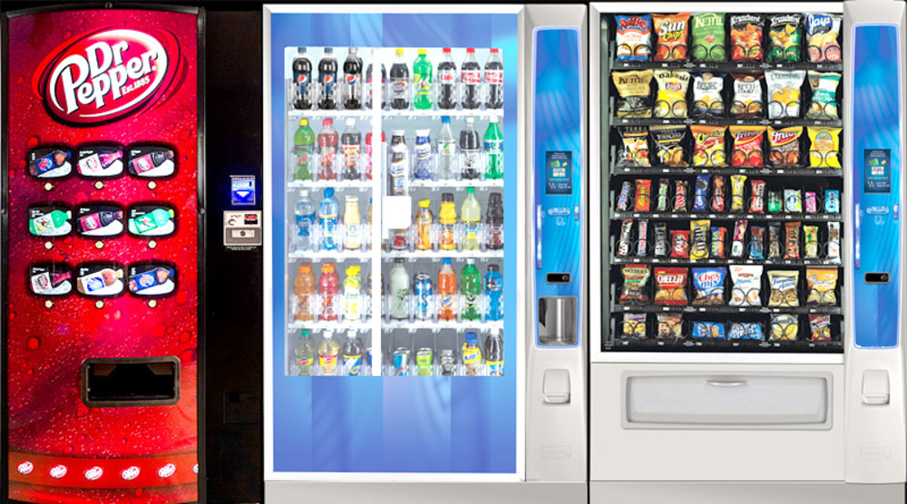 <p>Smart Vending Machines Market</p>