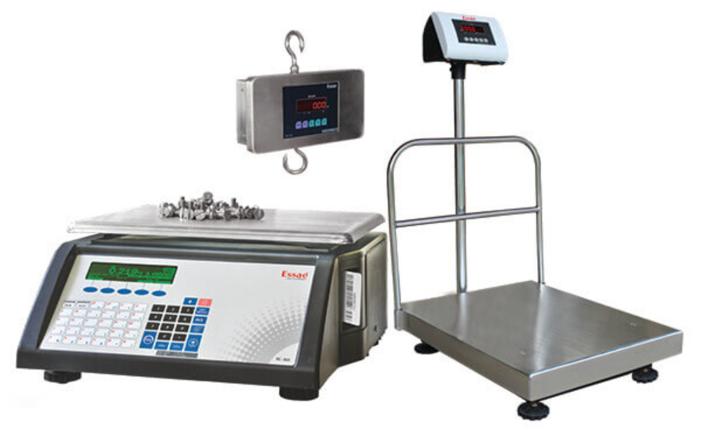 <p>Electronic Weighing Scale Market</p>