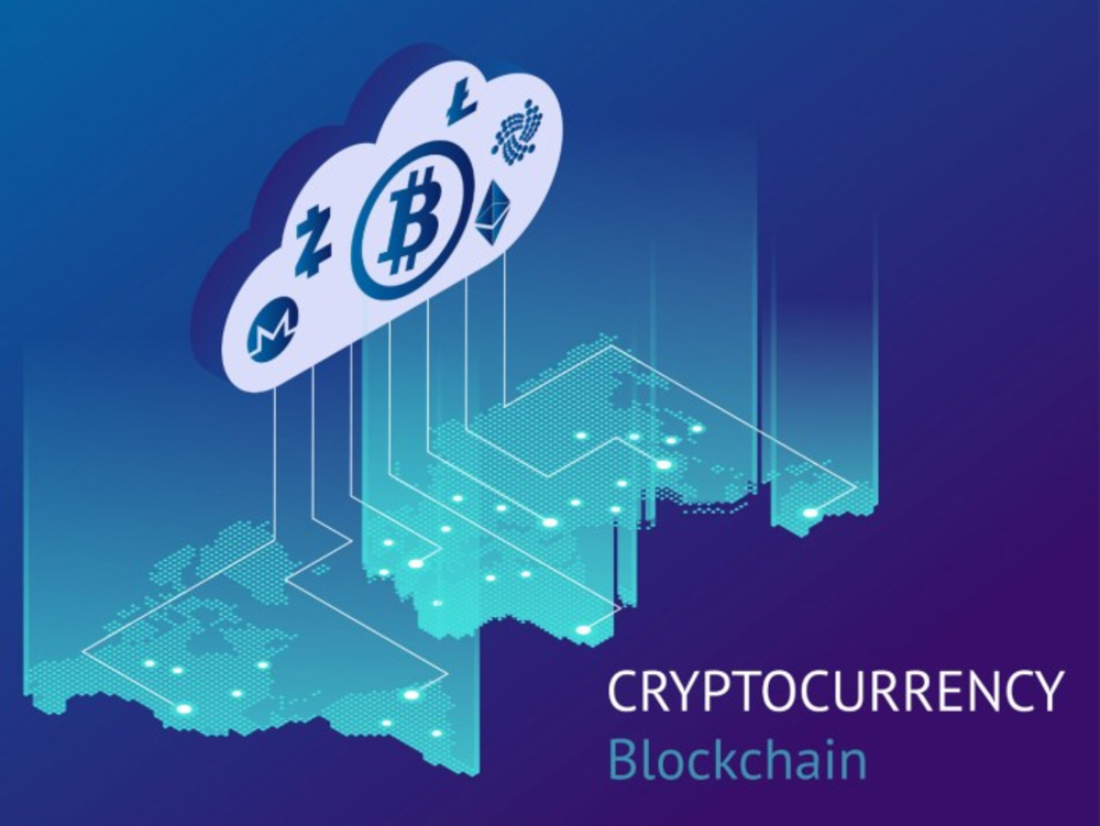 <p>Worldwide Cryptocurrency And Blockchain Market</p>