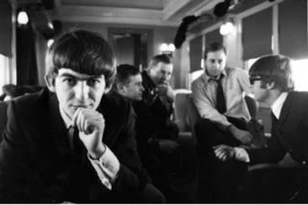 <p>What's Happening! The Beatles in the USA</p>