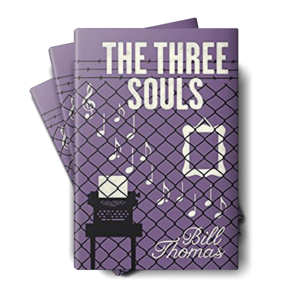author-bill-thomas-promotes-his-contemporary-paranormal-novel-the-three-souls