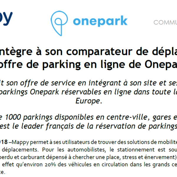 mappy-integre-onepark-a-son-comparateur