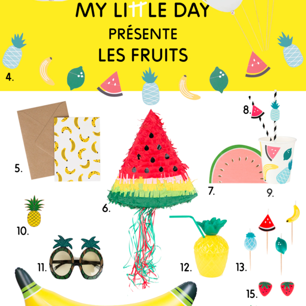 my-little-day-fruits